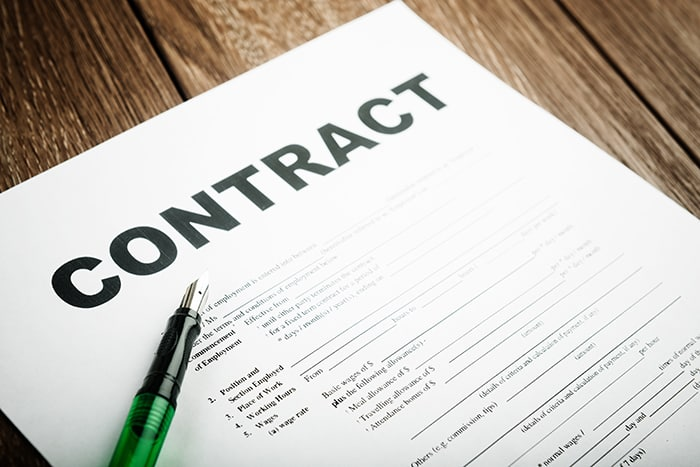 contract and insurance disputes